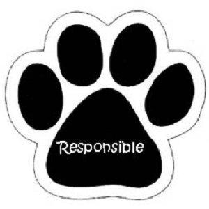 responsible me